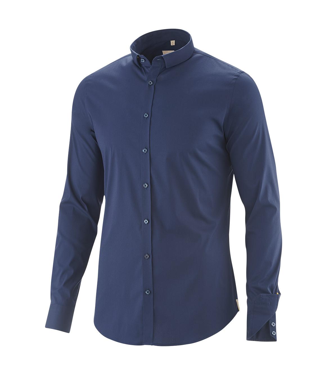 hemd dunkelblau
