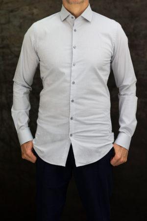 109 € Q1 Hemd Herren Basic Business Premium in 2 Farben erhältlich NEU